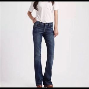 COH Amber High Rise Boot Cut Jeans Size 28